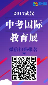 2017武汉中考教育展