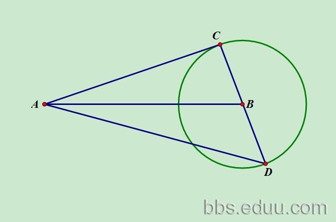 9.14怎样用尺规作图把一条线段三等分