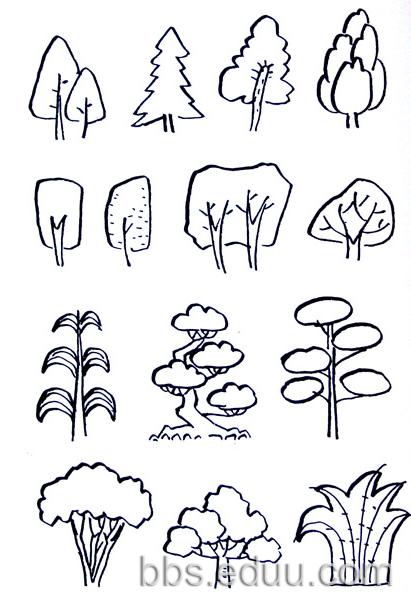 儿童简笔画教程图片 不断收集不断更新