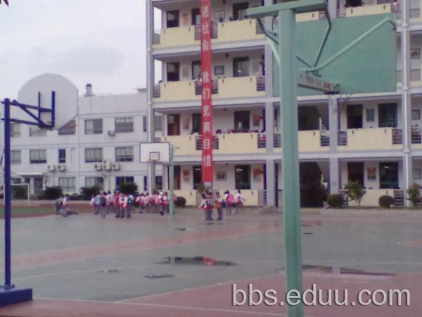 竹园守则沪东规则外的校区小学小学生图片