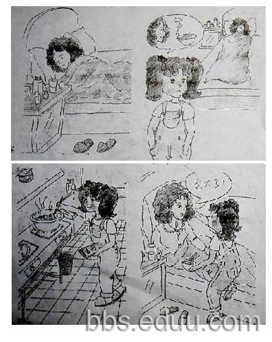 小学一年级看图写话 8篇例题分享