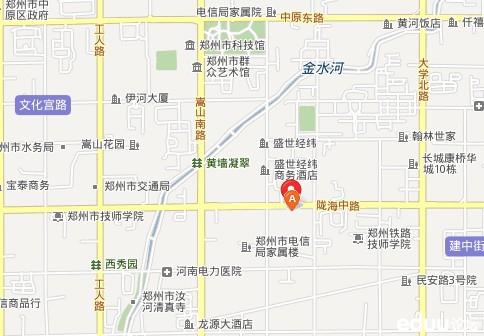 郑州86路公交路线