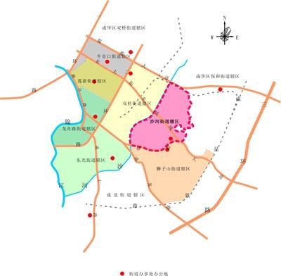 锦江区街道办事处信息及管辖街道