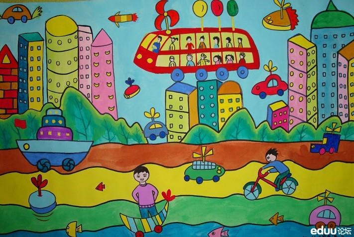 6年级学生绘画作品_2015宁波小升初图片