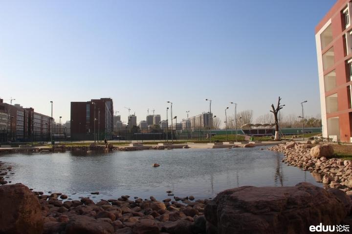 枫杨外国语新校区地图详细地址及最新照片 还有学校介绍图片
