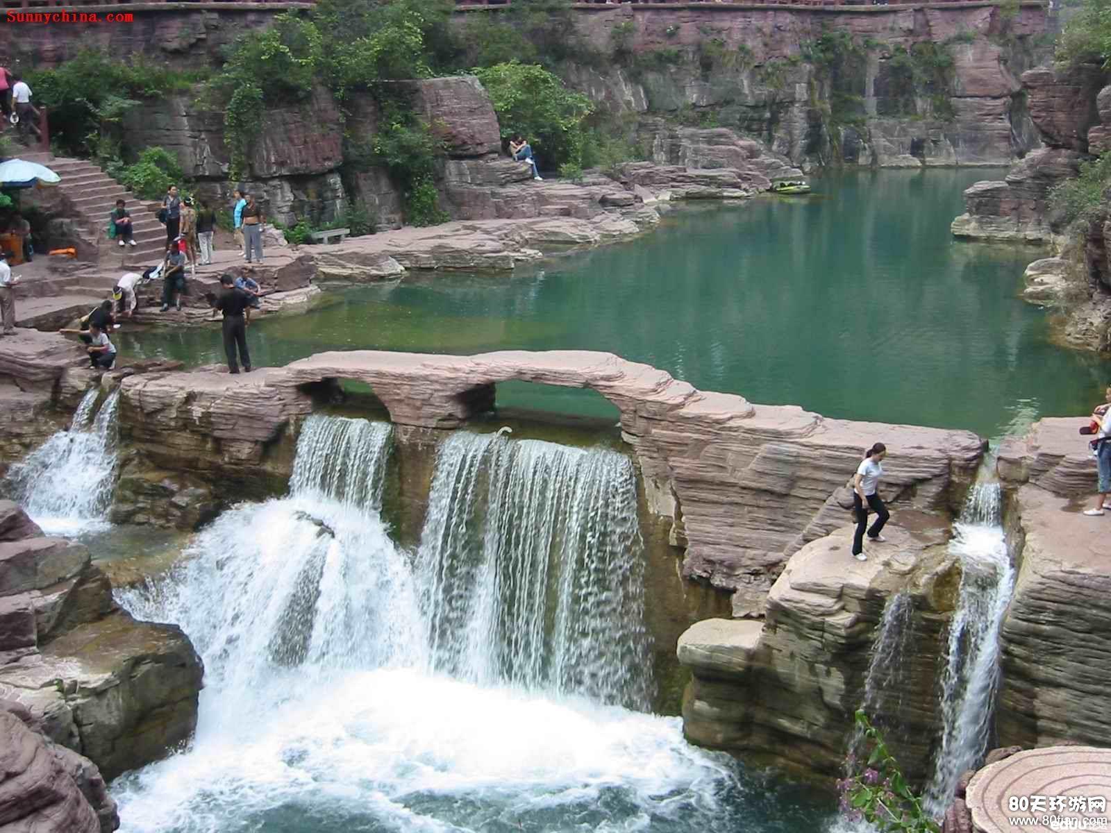山被列为国际5a级风景名胜,我们将游览中原第一美景红石峡,探索白龙潭