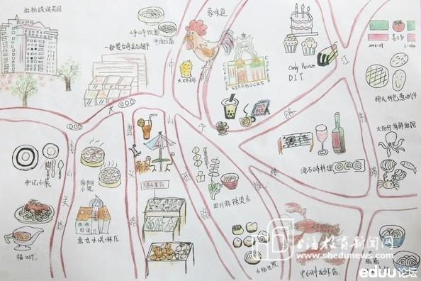 青岛市遵义路地图