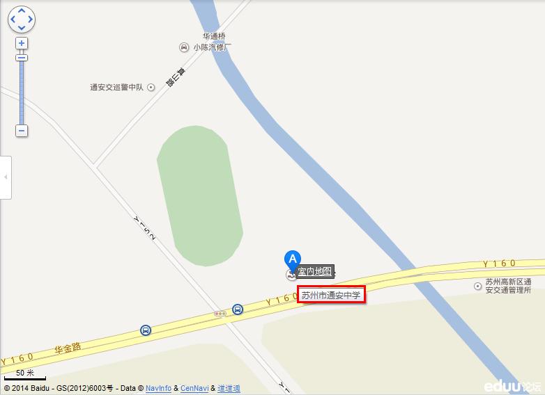 苏州通安镇地图