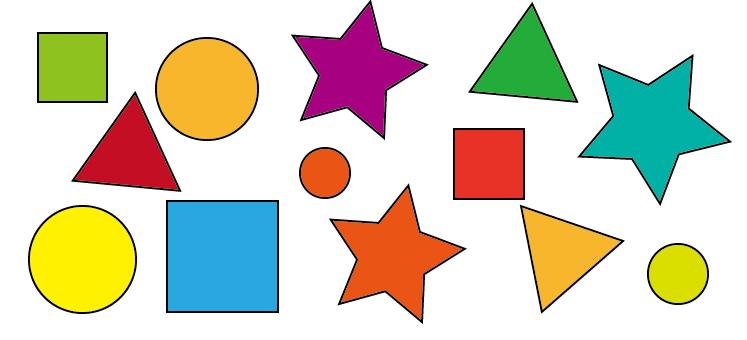 圆形减五角星等于三角形.三角形乘正方形等于八.五角星加圆等于正方