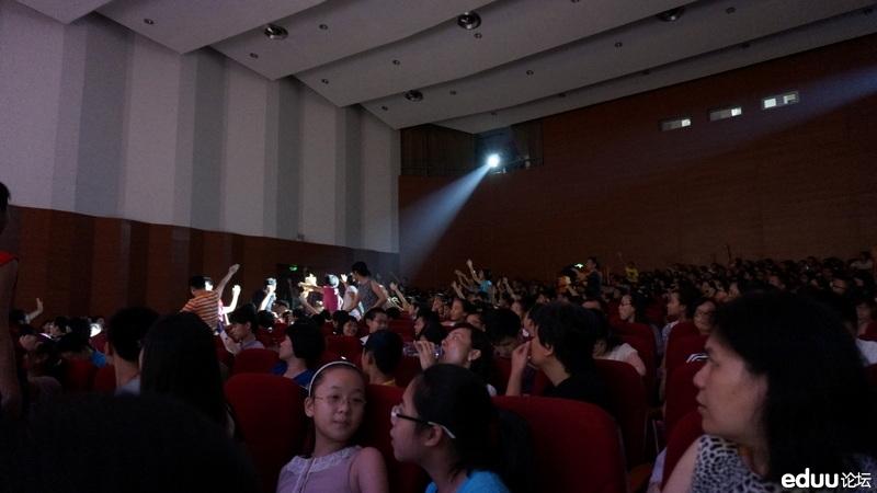 2014年学而思小升初毕业典礼现场盛况围观啦 求点赞 2017广州小升初