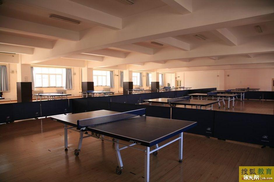 室内乒乓球馆图片