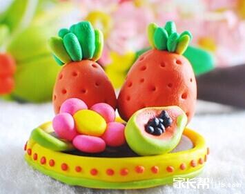 【亲子活动】美妈创意美食品鉴会&儿童软陶手工活动