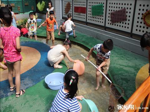 """""""交换空间"""",给孩子更丰富的幼儿园生活"""