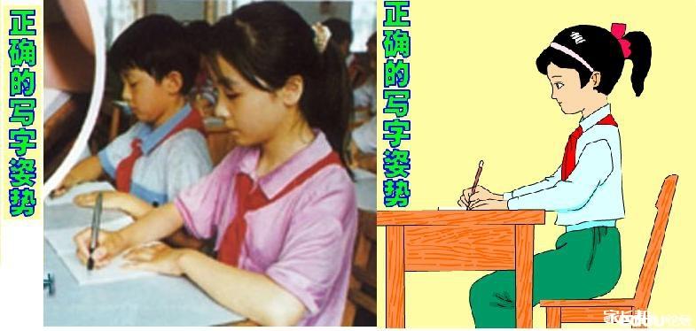 如何纠正孩子握笔的姿势和坐姿|写字|姿势|握笔|坐姿