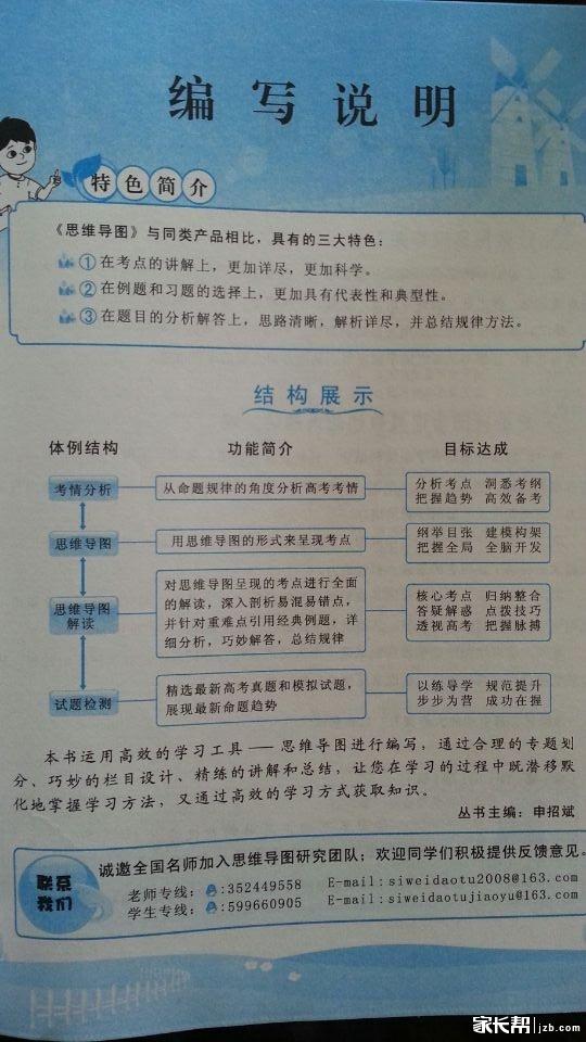思维导图初中数学 2014版