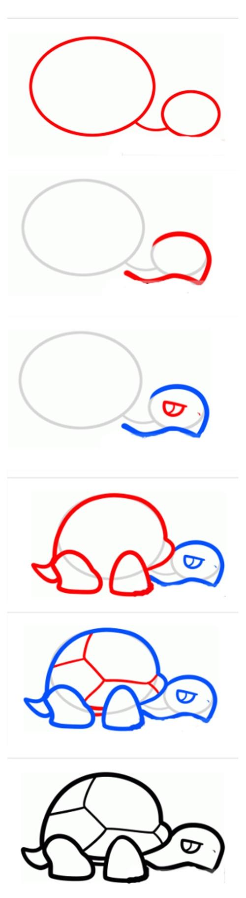 【幼儿简笔画:动物篇6(美丽的蝴蝶)】