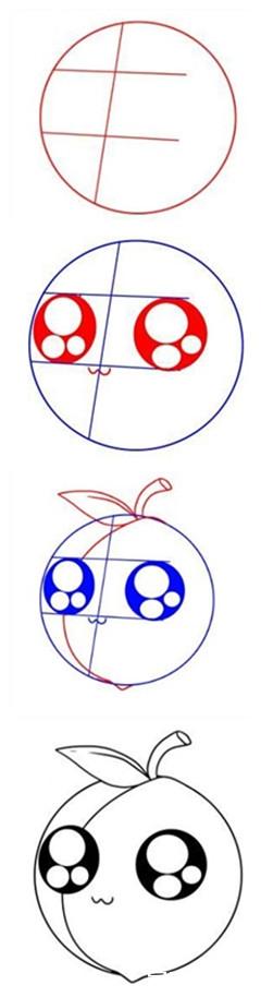 【幼儿简笔画:水果篇】