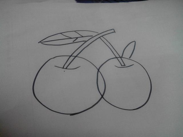 儿童简单画动物 儿童小兔子最简单的画 动物画画大