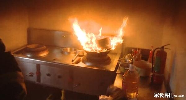 孕妇梦见家里厨房着火又被扑灭