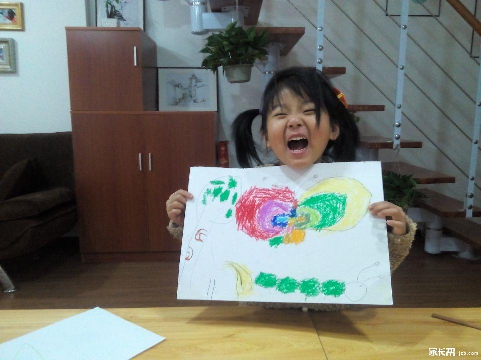 培养孩子从画画开始