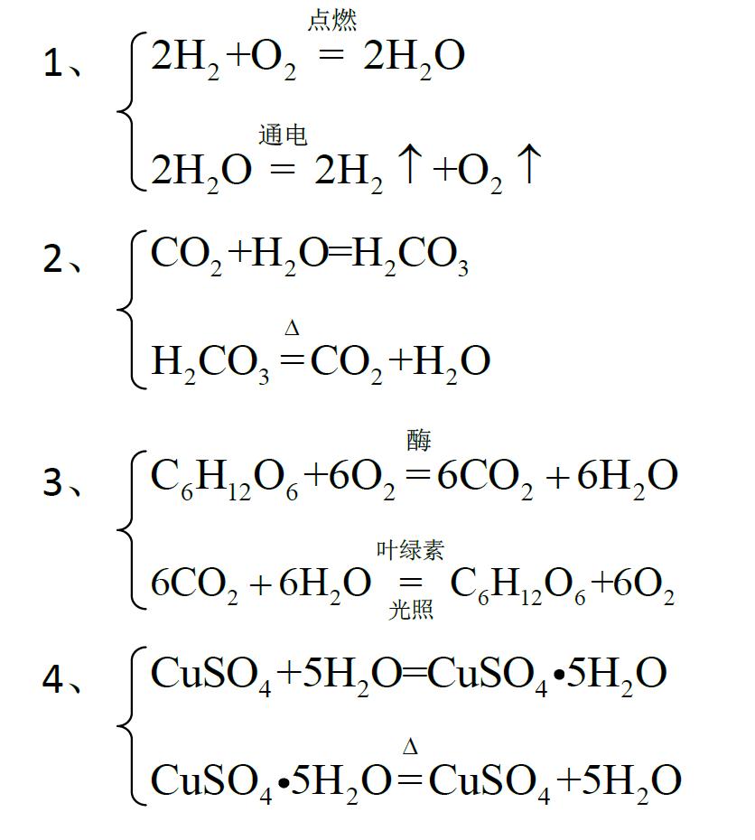 化学同学推断题初中三更新:专题可逆方程式初中的吴亦凡常见图片