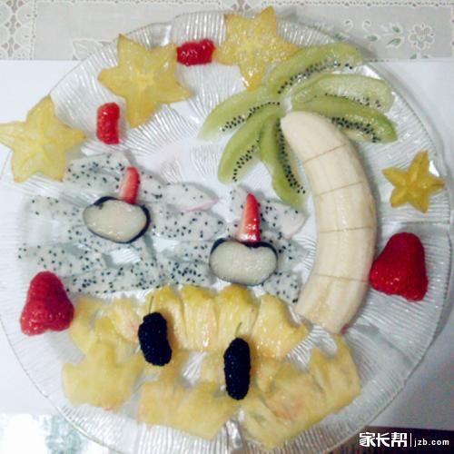 菠萝,猕猴桃