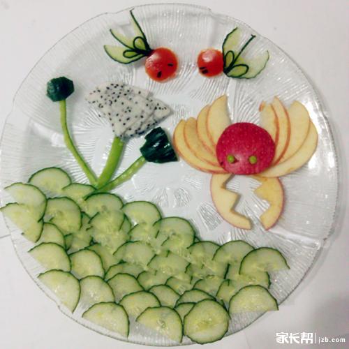 自帮友的11款创意果蔬拼盘,看看你最喜欢哪一个