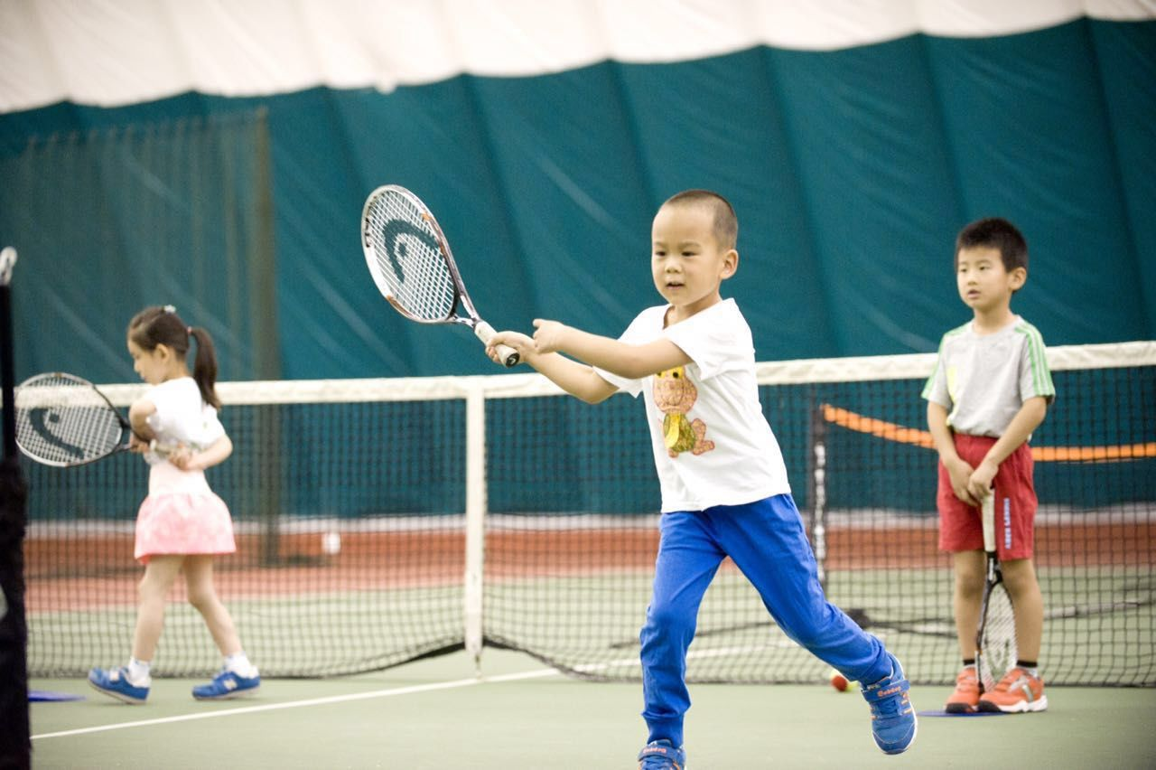 网球总动员,免费学网球啦[北京]