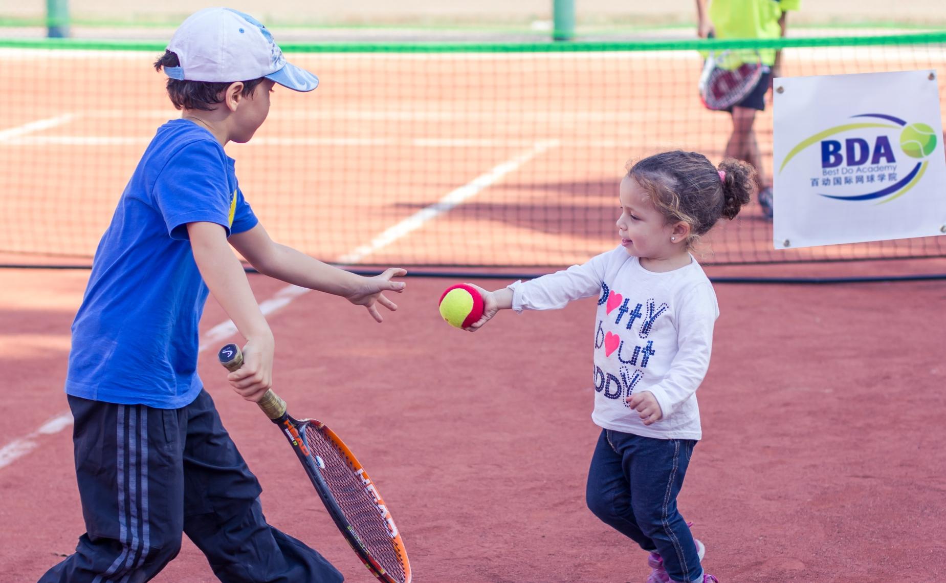 免费专业国际网球课[北京]