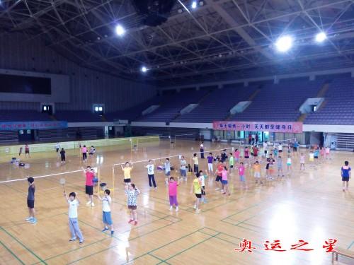 2015暑期奥运之星羽毛球训练营--可免费试课体验 [北京]