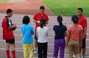 2016年中考体育暑期训练指导(免费)