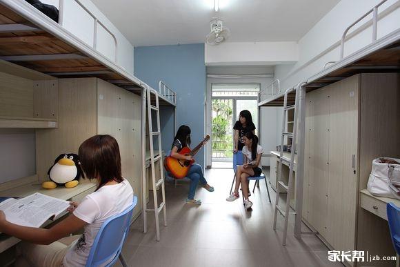 广东各本科院校宿舍大比拼,选学校时记得参考