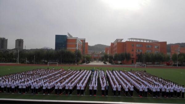 2015新高一沈阳高中军训现场_汉水中考_高中家长生丑本溪生物图片