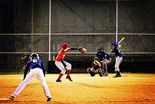 (免费体验)100cm之上的棒球世界,只有我们知道——烈光少棒  伴你成长