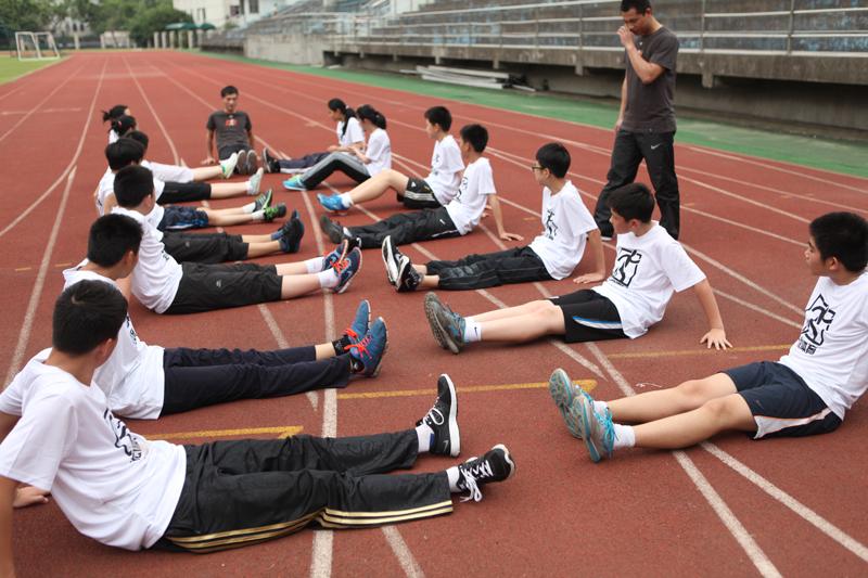 运动吧!2016杭州中考体育免费训练营课程抢报