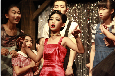 浮华背后的质朴享受 ——卓美剧团儿童英文戏剧[北京]