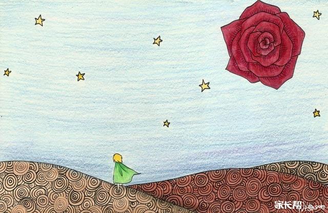 拼贴画的童话怎么表达