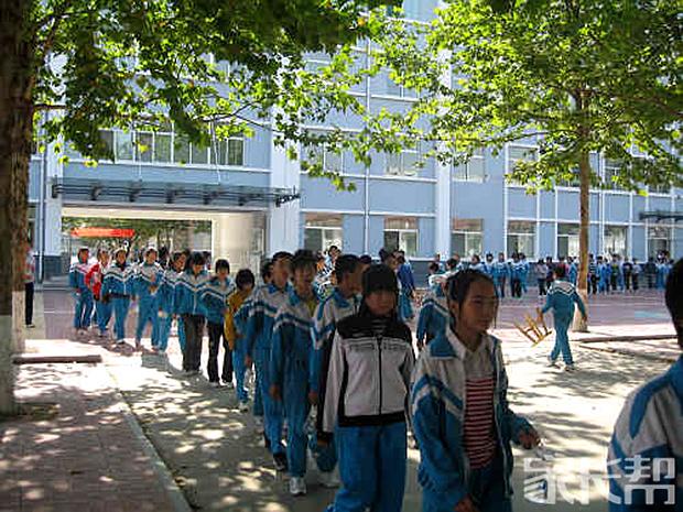 我眼中不一样的学校【寿光市稻田镇王望初级中学】