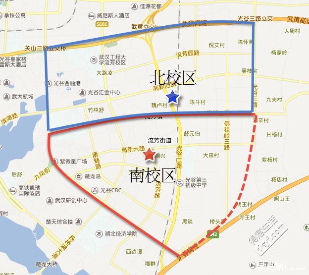 九江高新区初中及对口小学对口图解(2015年一双流初中东湖区图片