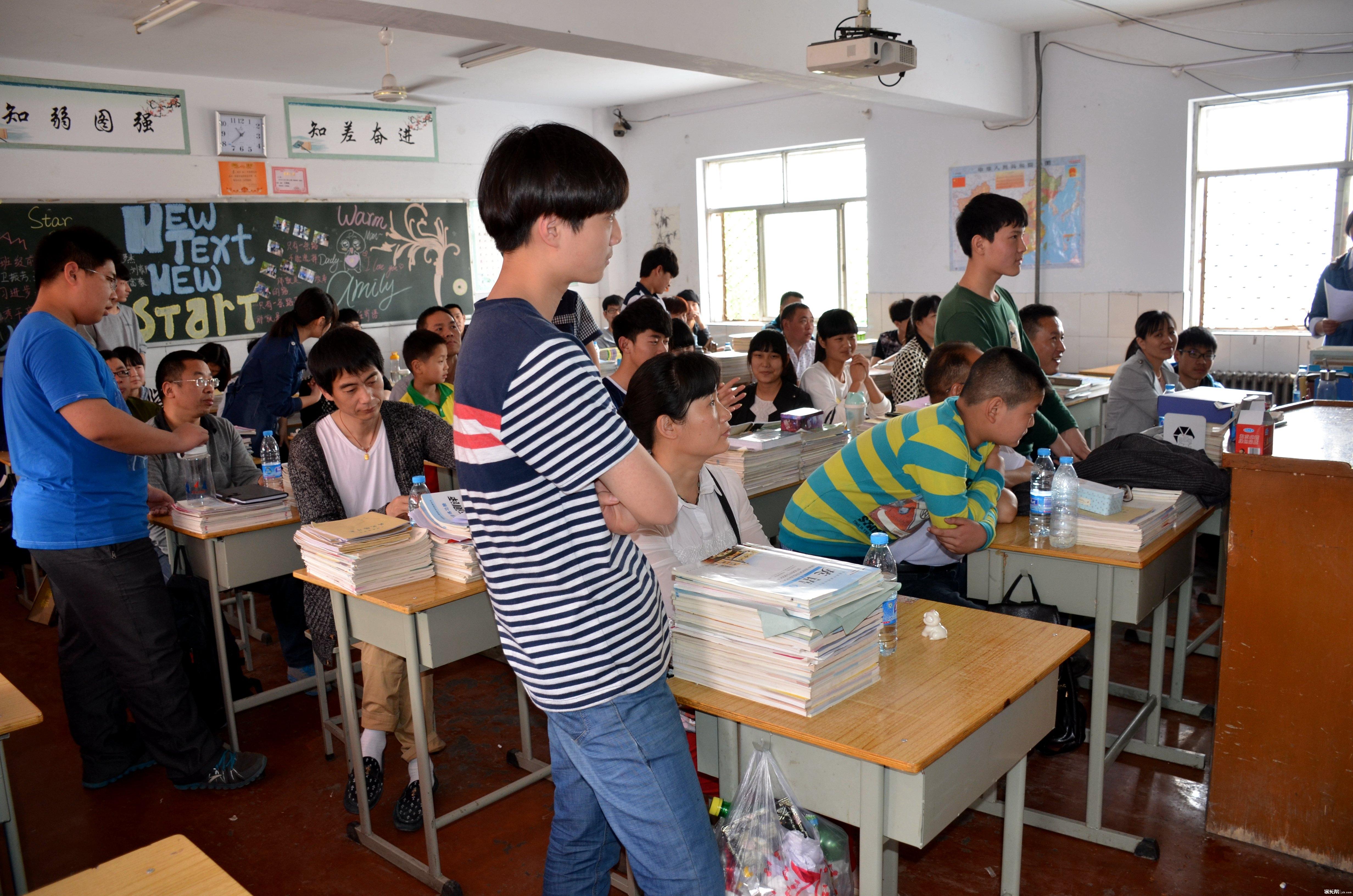 2016年郑州二砂寄宿学校高中部一周记新生招高中年级800字一般水平图片