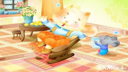 【格林童话】猫和老鼠做朋友