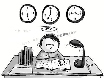 精选 孩子作业总要半夜才写完,你会帮孩子分担吗 家庭教育 家长帮