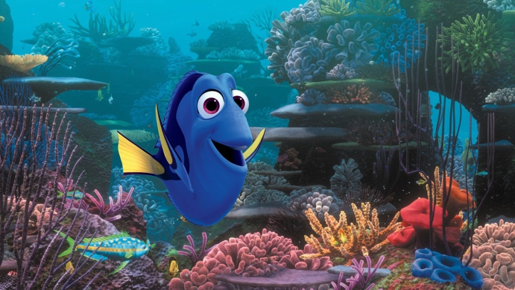 【ta的电影】《海底总动员2》---给孩子