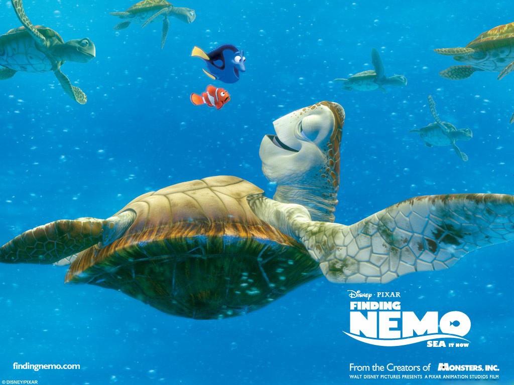 【ta的电影】《海底总动员》---给孩子