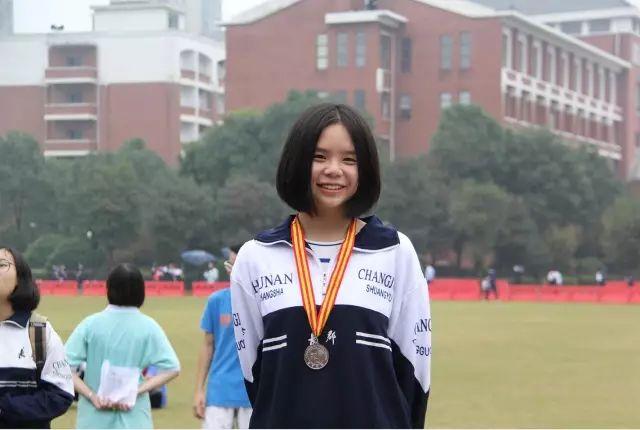 8所长沙高中入选 长沙最美校服 ,有孩子的学校吗图片