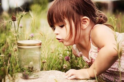 外国可爱萌孩子图片