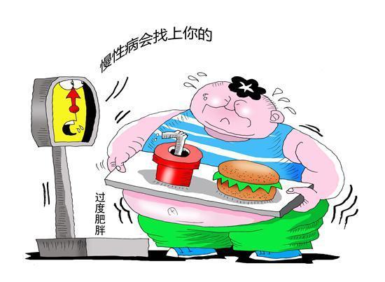 儿童肥胖调查:近半受访家长坦言自己孩子超重_幼儿园