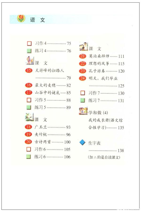 苏教版语文目录2.jpg