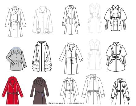 服装设计.png图片